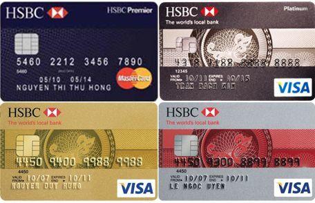 Thẻ tín dụng HSBC mình từng quẹt vượt hạn mức tín dụng
