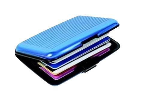 Hộp kim loại bảo vệ thẻ tín dụng