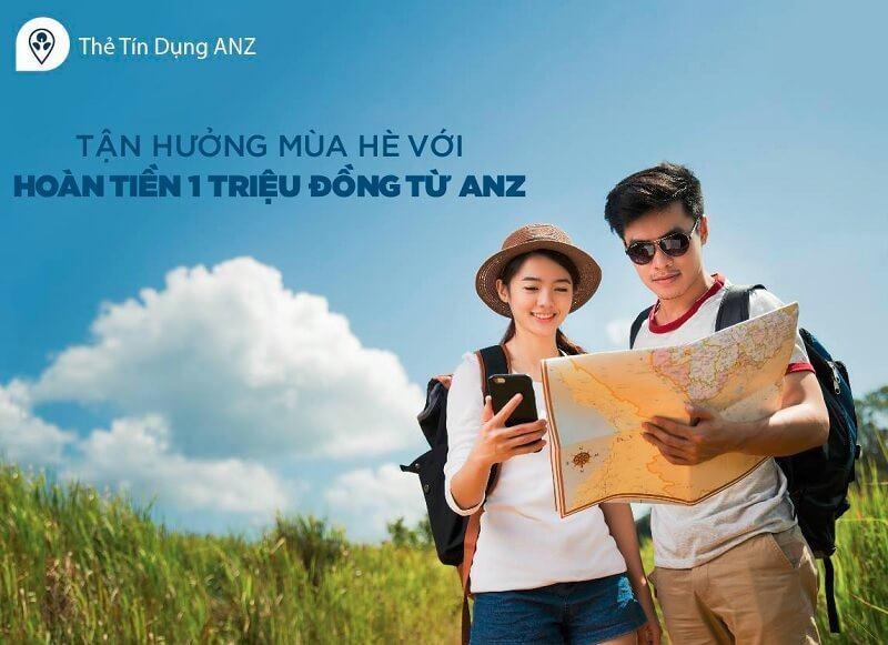 Rất nhiều ưu đãi cho chủ thẻ tín dụng ANZ