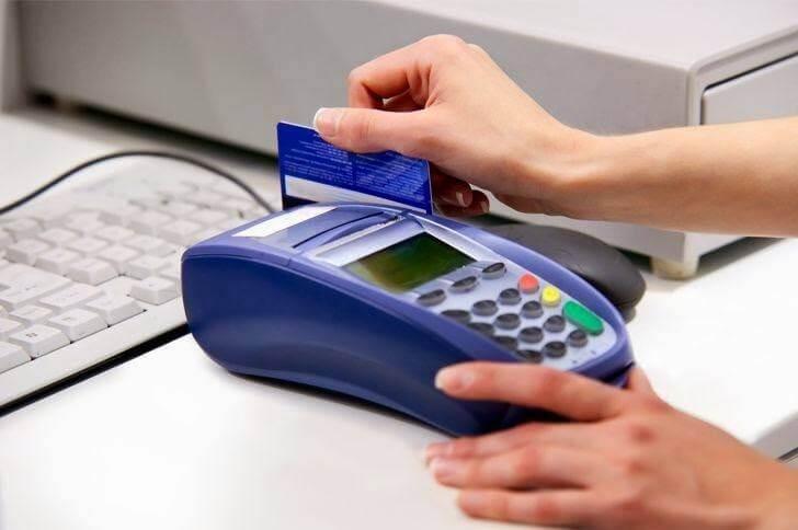 Rút tiền thẻ tín dụng với giao dịch ảo