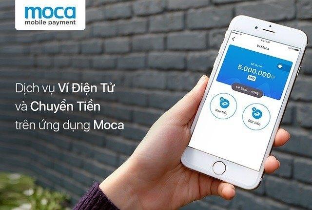 Ví điện tử Moca