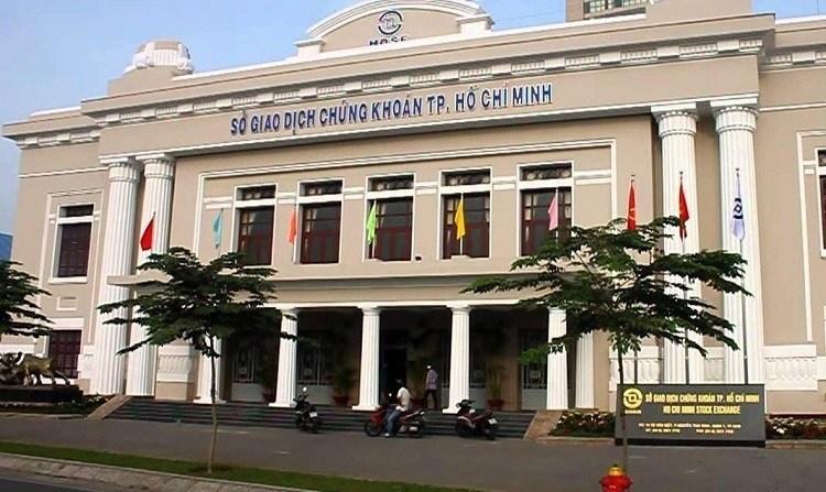 Sở giao dịch chứng khoán TP Hồ Chí Minh