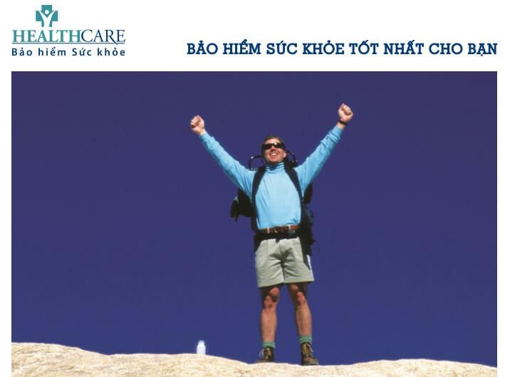 Bảo hiểm sức khỏe Liberty HealthCare là sản phẩm cao cấp, toàn diện