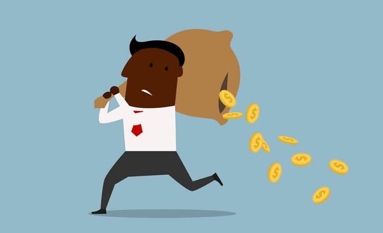 Các khoản phí trong giao dịch khiến việc chiến thắng thị trường vô cùng khó