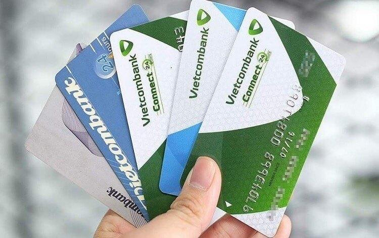 Tại sao không nên làm thẻ ATM Vietcombank, Agribank, Vietinbank, BIDV
