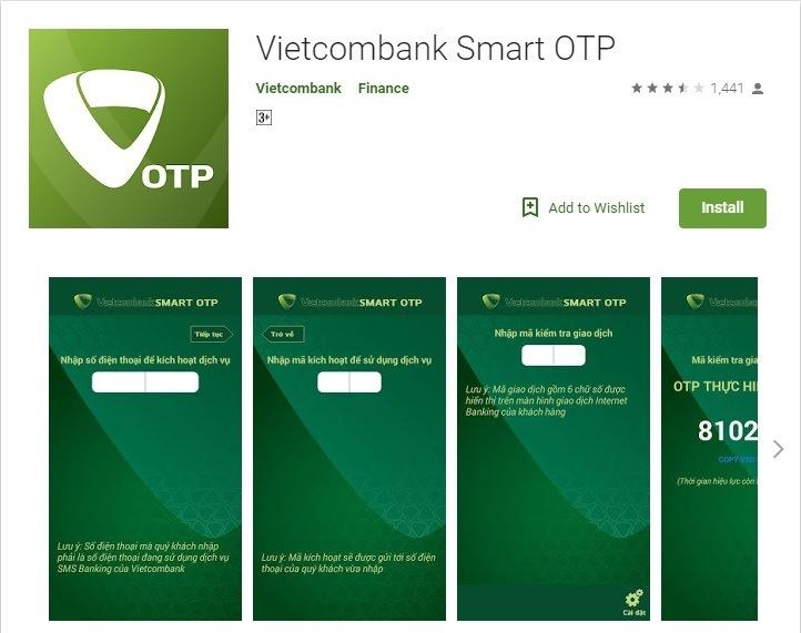 Smart OTP là gì?
