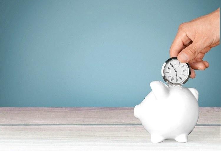 Gửi tiết kiệm trực tuyến rất tiết kiệm thời gian