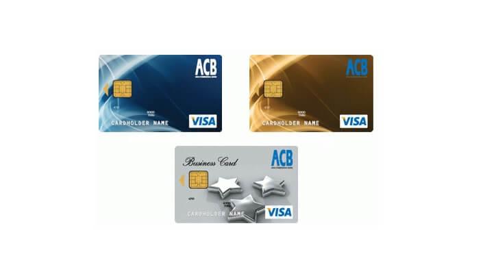 Có nên làm thẻ tín dụng ACB?