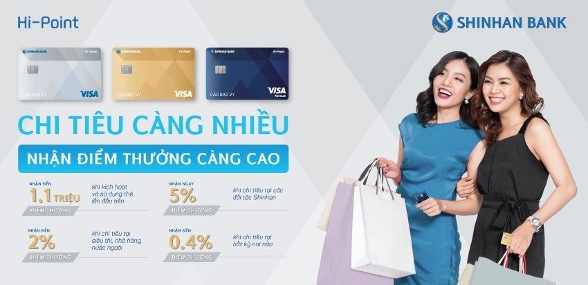 Có nên mở thẻ tín dụng Shihan Bank?