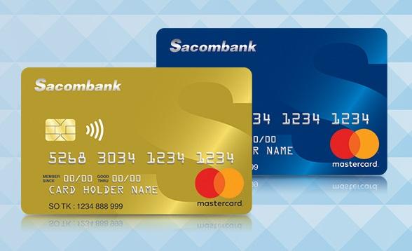 Có nên làm thẻ tín dụng Sacombank?