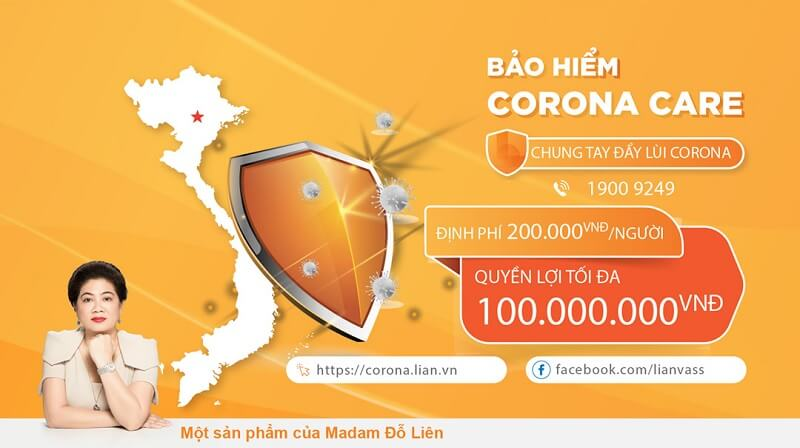 Bảo hiểm Corona Care LIAN