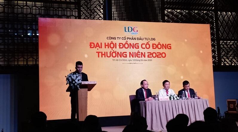 Có nên đầu tư cổ phiếu LDG?