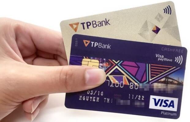 Thẻ tín dụng quốc tế Visa TPBank