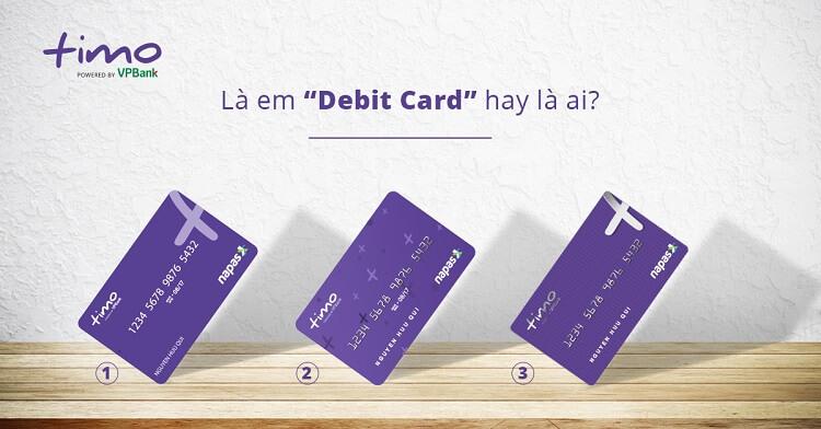 Thẻ Timo Plus miễn các loại phí dịch vụ