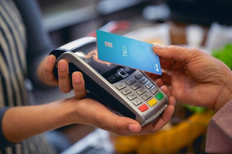 Thẻ ATM ngân hàng số TNEX (MSB)